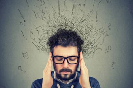 mentalna aktivnost straha