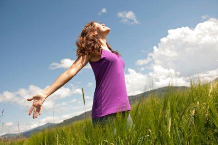 Zdrav pozitivan stav